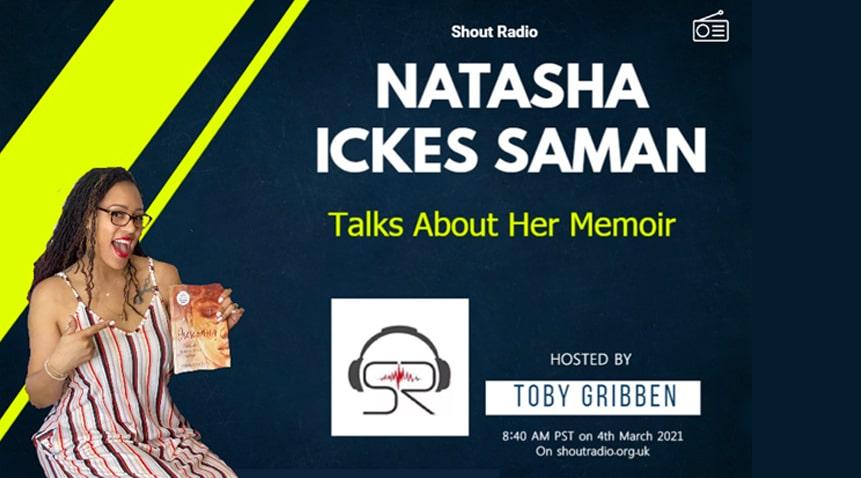 Shout Radio - Natasha Ickes Saman